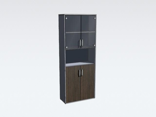 Шкаф-для-книг-01-770-1975-365