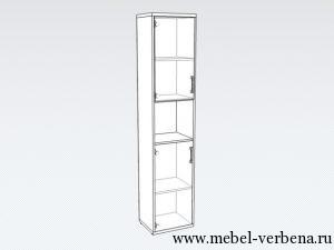 Шкаф-для-книг-031-левый770-1975-365