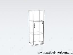 Шкаф-для-книг-031-правый-770-1200-365
