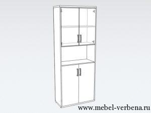 Шкаф-для-книг-770-1975-365