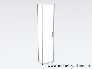 Шкаф-для-книг01-левый-420-1975-365