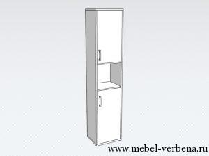 Шкаф-для-книг02-правый-420-1975-365