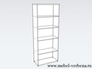 Шкаф-для-книг04-770-1975-365