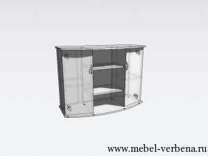 Тумба Аква Классик Панорама-1150-730-500