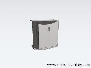 Тумба Аква Классик Панорама-700-730-350