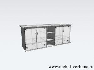 Тумба Аква Классик -2000-800-650